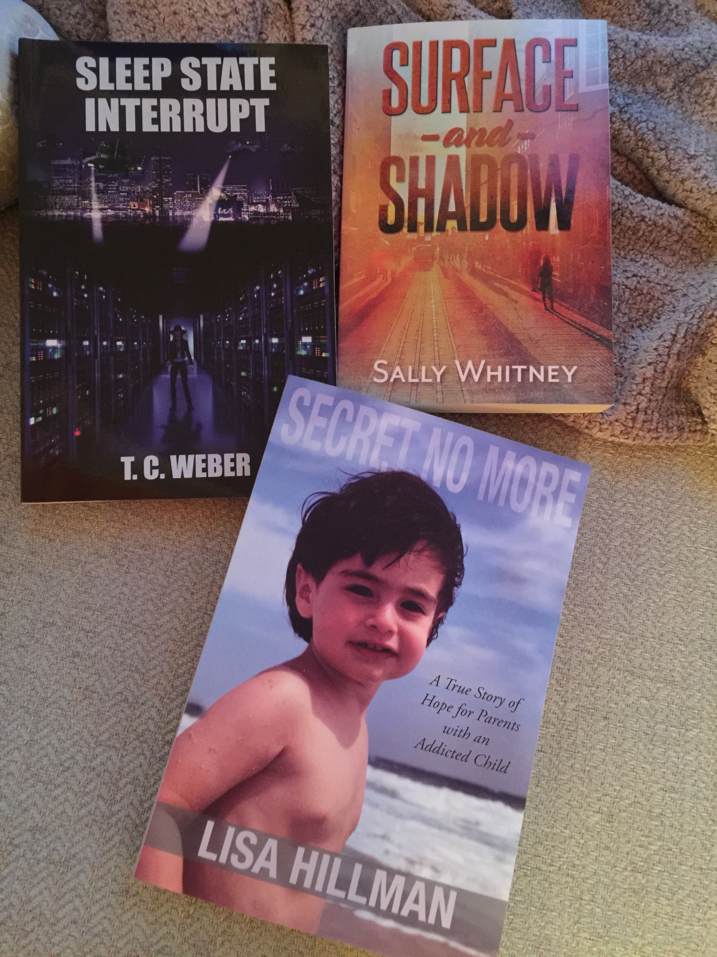 3 debut authors